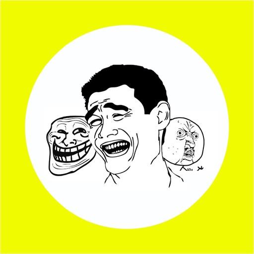 Meme Rangers - Famous Internet Meme Stickers