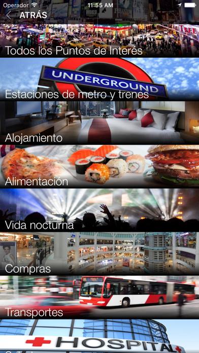 Mendoza mapa offline y guía de viajeCaptura de pantalla de2