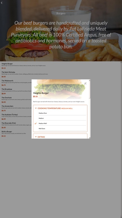 Burger Heights screenshot-3