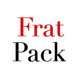 FratPack - The Sticker Pack Every Frat Bro Needs