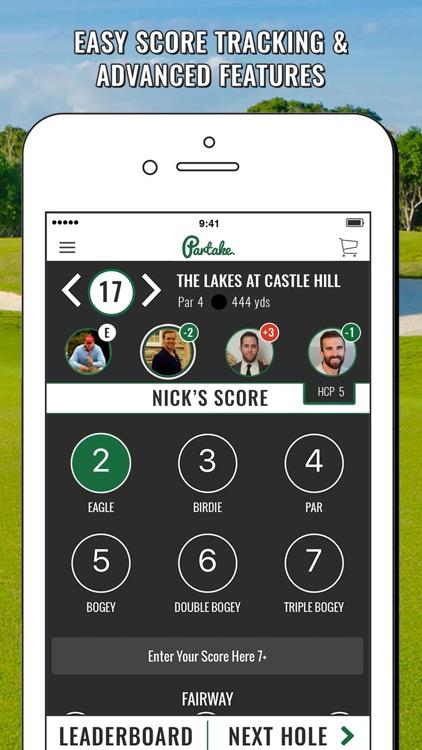 Partake Golf screenshot-3