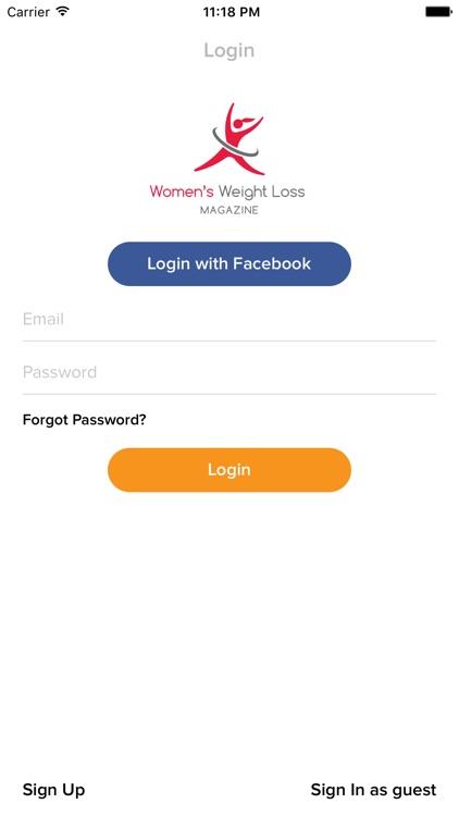 Women's Weight Loss Magazine screenshot-3