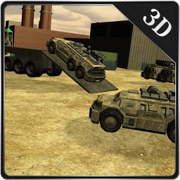 Armored Vehicles Transporter – Cargo truck sim