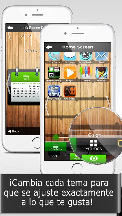 iTheme - Temas para tu iPhone, iPad e iPod Touch screenshot-3