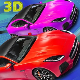 Extreme Car Crash Rivals Race: 3D Racing Game Free