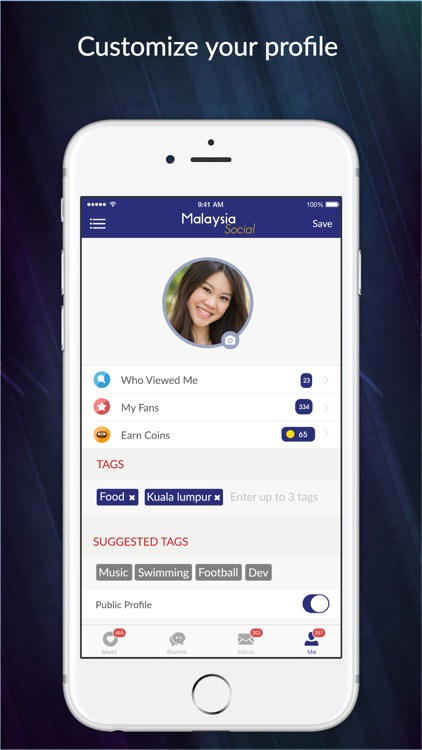 Indische social-dating-chat-app
