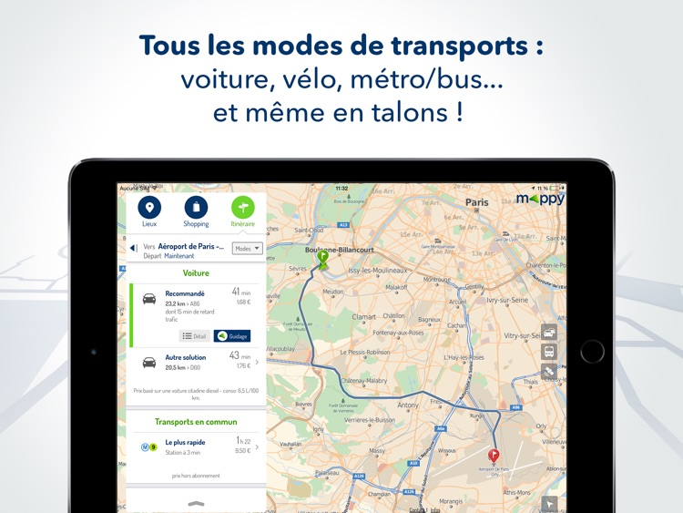 Mappy – Plan, Itinéraire screenshot-3