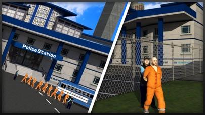 警察刑務所バスドライバ仕事3D:市の刑務所にドライブコーチ&輸送犯罪のおすすめ画像4