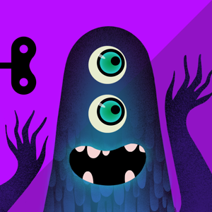 The Monsters by Tinybop app