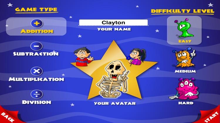 Basic Math with Mathaliens for Kids screenshot-3