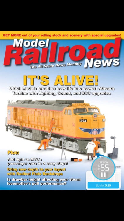 Model Railroad News