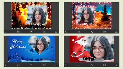 点击获取Winter Picture Frame - Instant Photo frame Maker