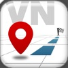 ベトナム地図 - iPadアプリ
