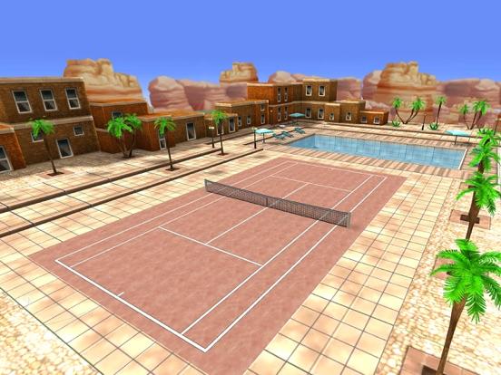 Hit Tennis 3-ipad-1