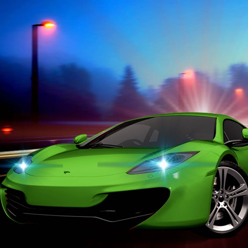 Highway Traffic Supercar - Furious Posted Speed Limit