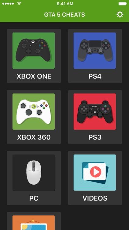 Cheats for GTA 5 (V). screenshot-4
