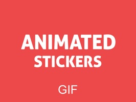 Cool Animated Stickers - Message Stickers