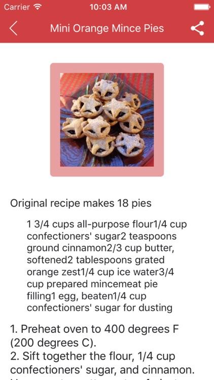 Christmas Top Recipes