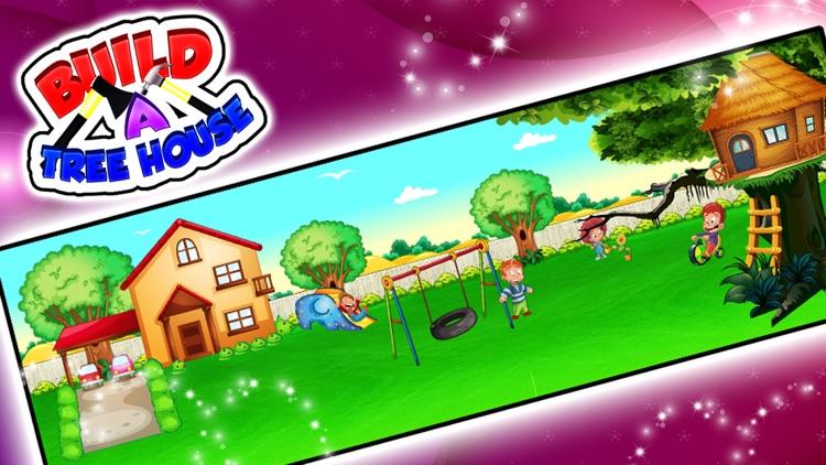Build a Tree House – Create & design home for kids screenshot-4