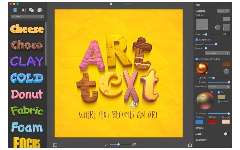 Art Text 3 Screenshots
