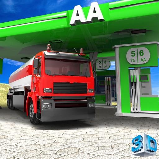 Oil Tanker Truck Driver – Trucker Simulator game