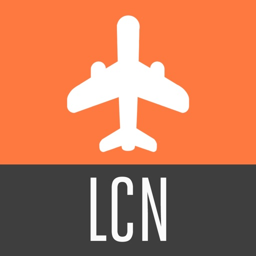 Lincoln Travel Guide with Offline City Street Map