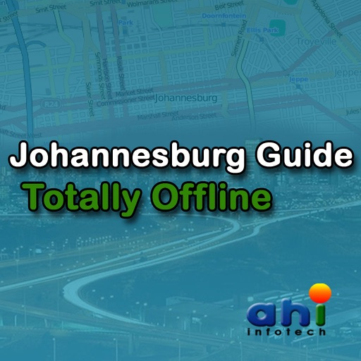 Johannesburg Guide - Totally Offline