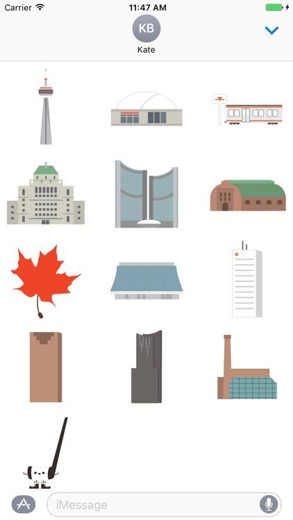 Toronto We The 6ix Sticker Pack