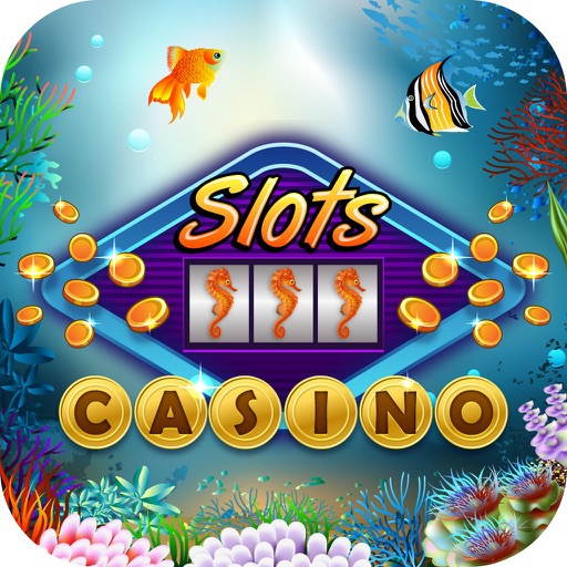 Atlantis Casino Craze : 3-Reel Party Slots Machine
