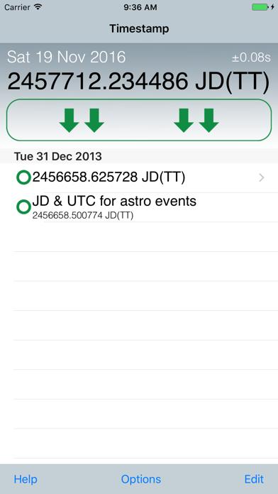 Emerald Timestampのおすすめ画像2