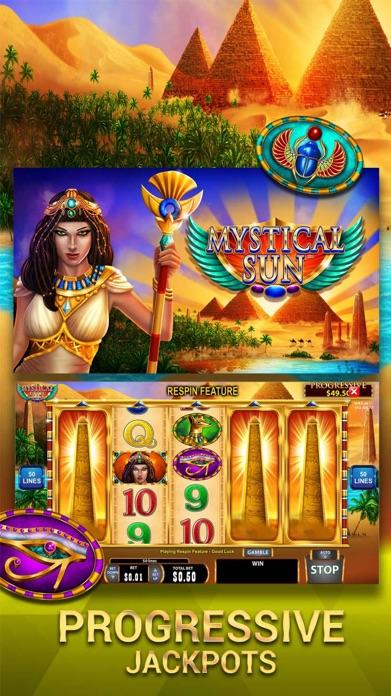 San Manuel Slots Screenshot