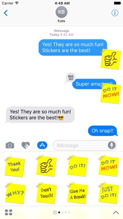 EmojiSticky