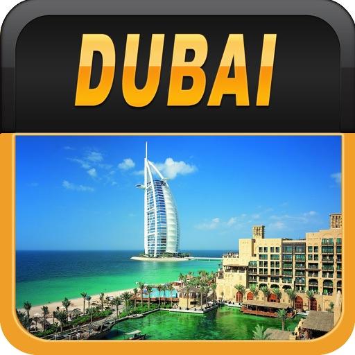 Dubai Offline Map Travel Guide