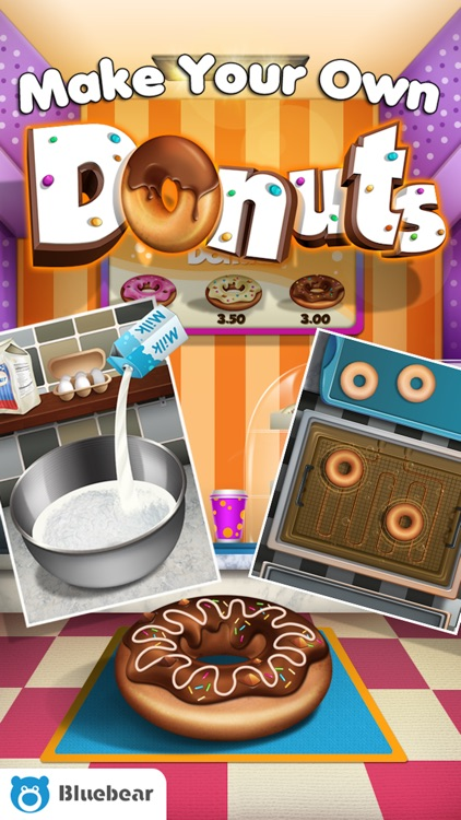 Donuts! - by Bluebear
