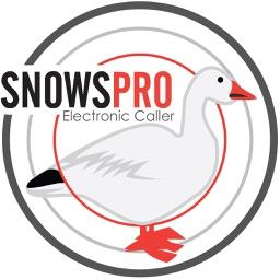 Snow Goose Call - E Caller - BLUETOOTH COMPATIBLE
