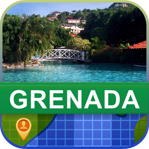 Offline Grenada Map - World Offline Maps