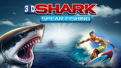 3D Shark Spearfishing Hungry Sniper Welt SpieleScreenshot von 1