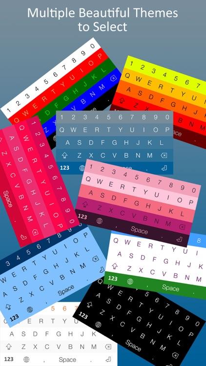 Numberie Keyboard screenshot-3