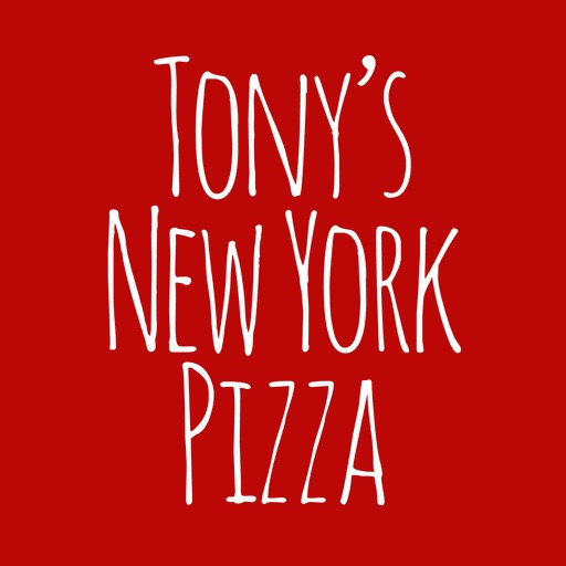 Tony's New York Pizza icon