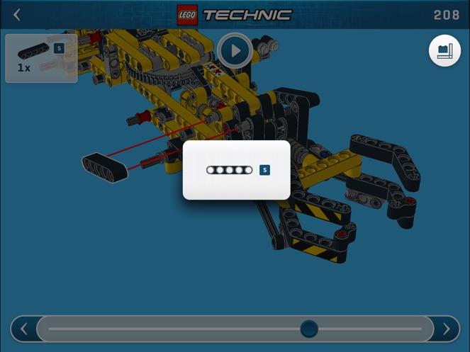 LEGO® Technic Building Instructions】应用信息- iOS App基本信息|应用