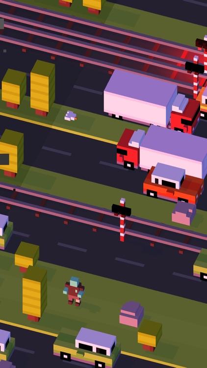 Crossy Road - Endless Arcade Hopper screenshot-3