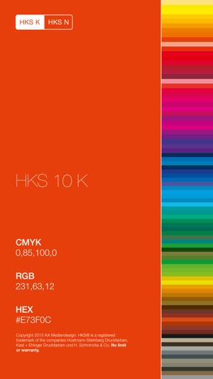 Color Converter Pro To Rgb Cmyk Ral Hks Hex On The App Store