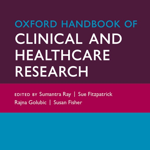 Oxford Handbook of Clinical & Healthcare Research