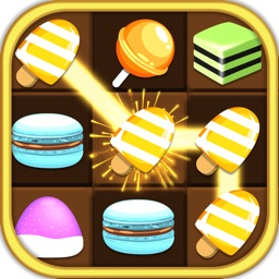 Dessert Paradise - Free Link Puzzle Game
