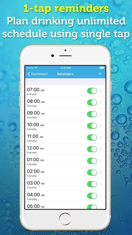 WaterPrompt Pro - Water Intake Tracker & Reminders
