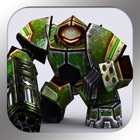Super Mechs Warrior - Free robot shooting games icon