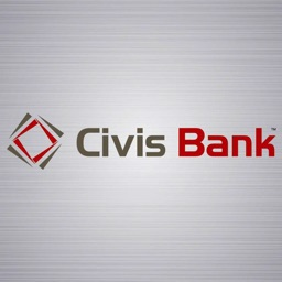 Civis Bank Mobile Banking App for iPad