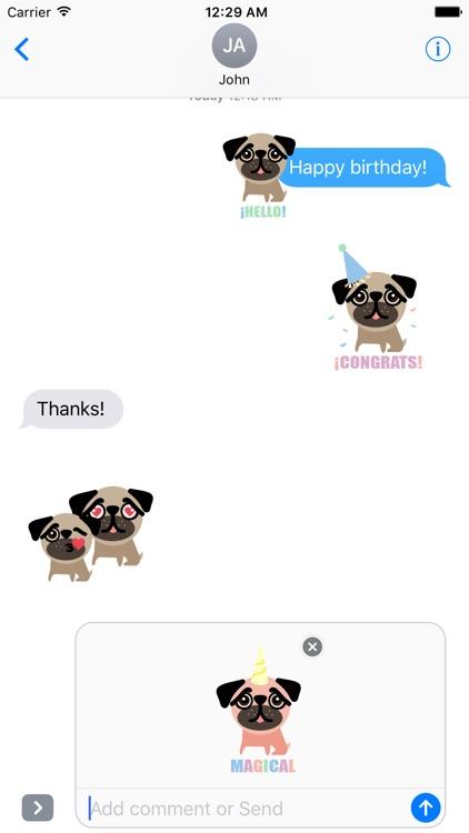 BUBU Pug screenshot-3
