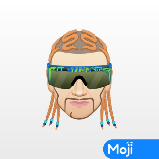 Riff Raff by Moji Stickers