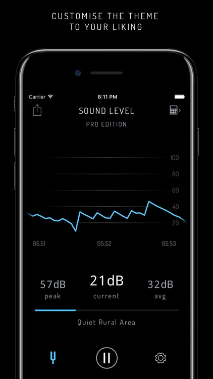SoundLevel Pro screenshot-3
